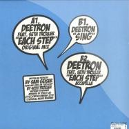 Back View : Deetron feat. Seth Troxler - EACH STEP - Circus Company / ccs045