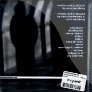 UNFOLDING THE GIANT VOID (CD)