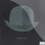 Back View : Christopher + Raphael Just - DISCO 128 / MEGABLITZ - Combination Records / core033-1