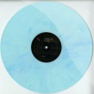 Back View : Chance McDermott - CODEX SINAITCUS (BLUE MARBLED VINYL) - Etichetta Nera Ltd / ENLTD004