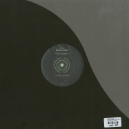 Back View : Alexey Volkov - NOBLE EP (BLACK / GREEN SPLATTERED VINYL) - Planete Rouge / PLR1301