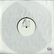 Back View : Tino Venditti - LET THE MUSIC TAKE CONTROL - Metropolitan Rec / METPO008