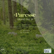 Back View : Paresse - GRAND FALL (LOCKED GROOVE REMIX) (VINYL ONLY) - Solkyss / SOLKYSS2