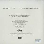 Back View : Bruno Pronsato / Jens Zimmermann - BLUE EYES BLIND / EEEEF - Hello? Repeat Records / HELLO024