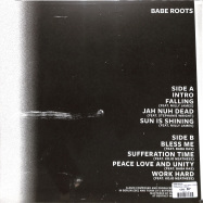 Back View : Babe Roots - BABE ROOTS (180G VINYL) - Linear Movement / LMS001