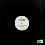 Back View : Harmonious Thelonious - BACKGROUND NOISE - Kontra Musik / KM051