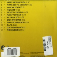 Back View : Ross From Friends - FAMILY PORTRAIT (CD) - Brainfeeder / BFCD071