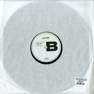 Back View : Various Artists (Buzz Compass, Leo Woelfel, Gloved Hands, Jesse Bru) - INEX 005 (VINYL ONLY, HANDNUMBERED) - INHALE EXHALE RECORDS / INEX005