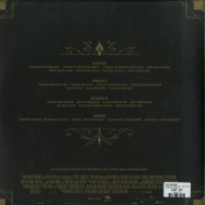 Back View : Cliff Martinez - HOTEL ARTEMIS O.S.T.  (GOLDEN 2LP) - Invada Records / LSINV210LPCOL / 39196111