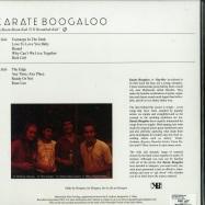 Back View : Karate Boogaloo - KBS MIXTAPE NO. 1 - Karate Boogaloo / KBM01