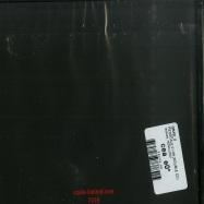 Back View : Grad_U - REDSCALE 01-09 (DOUBLE CD) - redscale / RDSCLCD01
