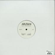 Back View : Arutani - SELF PORTRAIT (O/Y + NINZE REMIXES) - Amselcom / AMSEL031