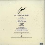 Back View : Guti - THE YEAR OF THE CONGA (2LP) - Cuttin Headz / CHLP001