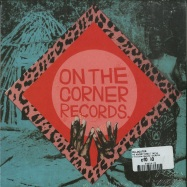 Back View : Collocutor - THE ANGRY ONE (7 INCH) - On the Corner Records / OtCR0702
