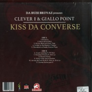 Back View : Clever One & Giallo Point - KISS DA CONVERSE (LP) - Grilchy Party / GR09