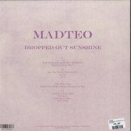 Back View : Madteo - DROPPED OUT SUNSHINE (2LP) - DDS / DDS041