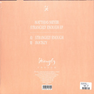 Back View : Matthias Meyer - STRANGELY ENOUGH EP - Strangely Enough / SE001