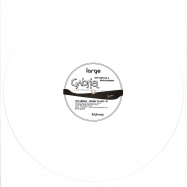 Back View : Roy Davis Jnr - GABRIEL (WHITE VINYL REPRESS) - Large / LARV019WHITEVINYL