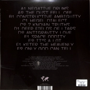 Back View : Krust - THE EDGE OF EVERYTHING (3LP) - Crosstown Rebels / CRMLP044