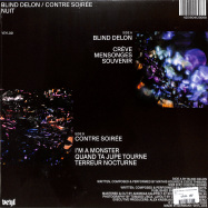 Back View : Blind Delon / Contre Soiree - Nuit - VEYL / VEYL021