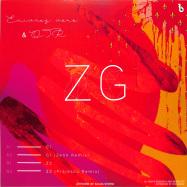 Back View : Enivrez Vous & Otr - ZG (VINYL ONLY) - Bosom LTD / BOSLTD004