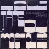 Back View : Low Tape / DJ Mostoles - DEL 01 - DEL UK / DEL 01