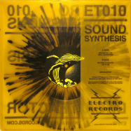 Back View : Sound Synthesis - ELECTRO TRANSMISSIONS 010 DREAM FACTOR EP - Electro Records / ER-ET010