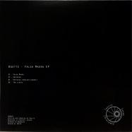 Back View : Odette - FALSA MAGRA EP (MIXED COLOURED VINYL) - Depth Over Distance / DOD555
