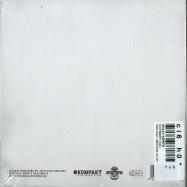 Back View : Holly North - ODYSSEY (CD) - 3000 Grad / 3000 Grad CD 021