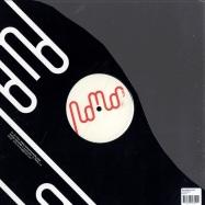 Back View : Max Brannslokker - LOADBANG EP - Nomor01