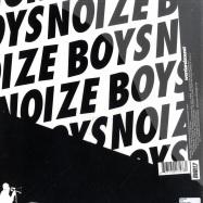 Back View : Boys Noize - DOWN - Boys Noize / BNR017