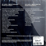 LIVE AS VOL. 4 (2XCD)