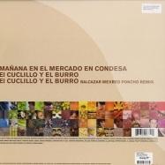 Back View : Andre Kraml - MERCADO DE MEXICO - 200 Records / 200 011