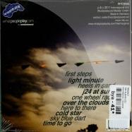 Back View : Tridact - THE ALBUM (CD) - Internasjonal / intcd002