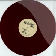 Back View : Kroman Celik / Logotech - SPLIT EP (PURPLE VINYL) - Darknet / DARKNET004