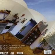 Back View : Mambotur - ELEMENTAL REMIXES EP 1 (INCL RICARDO VILLALOBOS / MASOMENOS RMXS) - Cosmo Records / Cosmo005