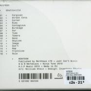 GHETTOVILLE (CD)