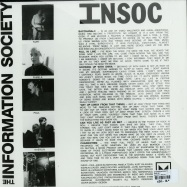 Back View : Information Society - INSOC EP - Mannequin / MNQ 053