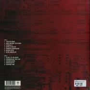 Back View : Placebo - BLACK MARKET MUSIC (BLACK 180G LP) - Elevator Lady LTD / 4743249