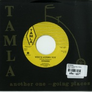 WHO S LOVING YOU (7 INCH)