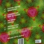 Back View : Der Dritte Raum - ELECTRIC FRIENDS (2X12 LP + MP3) - Der Dritte Raum / DDR014LP