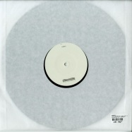 Back View : Jerome.C - TAPE SESSIONS PART 1 (VINYL ONLY / COLORED / 180G) - 3rd Wave Black Edition / 3RDWB019