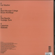 Back View : Drei Farben House - FLUENCY FABRICS (2X12 INCH LP / INCL. FREE MP3) - Tenderpark / TDPR020