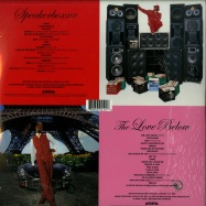 Back View : Outkast - SPEAKERBOXX / THE LOVE BELOW (180G 4X12 LP) - Sony Music / 88985392121
