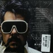 Back View : Rebolledo - MONDO REALTERADO (2XCD) - Hippie Dance / Hippie Dance 10 CD