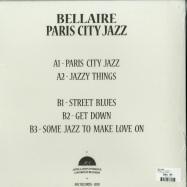 Back View : Bellaire - PARIS CITY JAZZ EP - AOC Records / AOC001