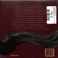Back View : Various Artists - 20 JAHRE SOS - JUBILAEUMS COMPILATION (CD) - 3000 Grad / 3000 CD 14
