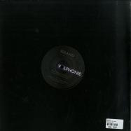 Back View : Solaxid - MOON LIGHT EP (180G) - VOLPHONIE / VOL.3