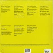 Back View : INHALT - COMMERCE - Dark Entries / DE213