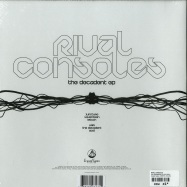 Back View : Rival Consoles - THE DECADENT EP (10 INCH + MP3) - Erased Tapes / ERATP5 / 05921451
